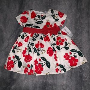 Baby girls holiday dress